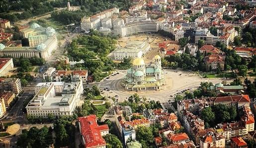 Столицата и нейните покриви - много от които наша гордост!